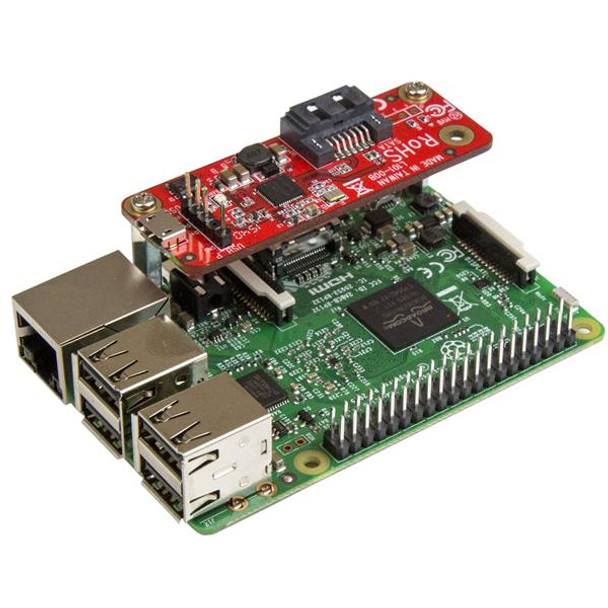 StarTech USB to SATA Converter for Raspberry Pi and other Dev Boards Product Image 5