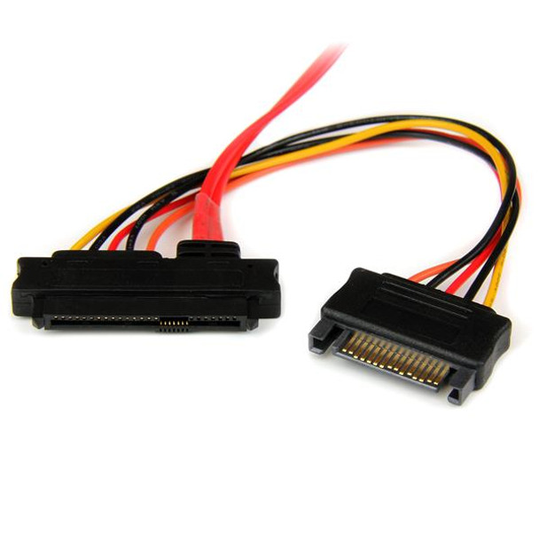 StarTech 50cm Internal Mini SAS Cable - SFF8087 to 4x SFF8482 Product Image 3
