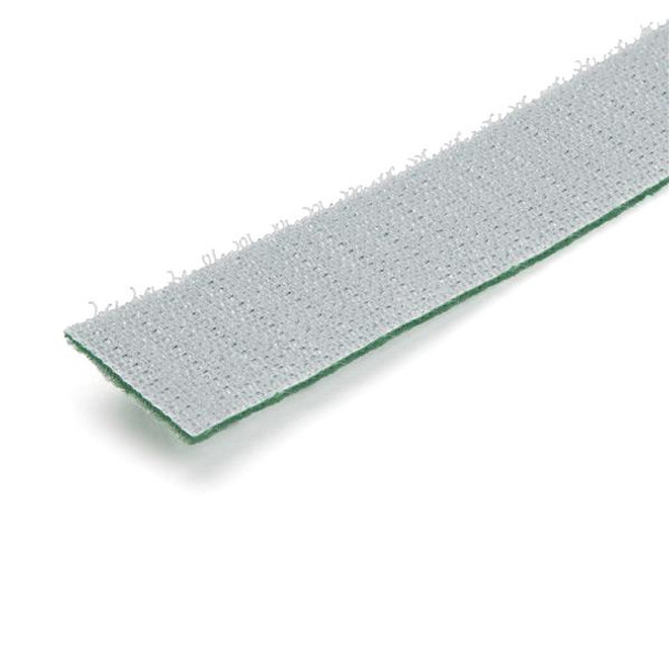 StarTech 25ft. Hook and Loop Roll - Green - Reusable Product Image 3