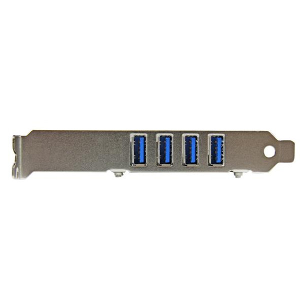 StarTech 4 Port USB 3.0 PCI Express Card with UASP Support Product Image 3