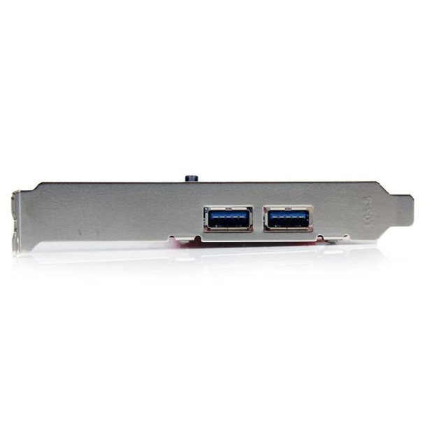 StarTech Dual Port PCI SuperSpeed USB 3 Controller Card with SATA Power Product Image 3