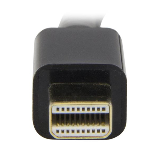 StarTech 5 m Mini DisplayPort to HDMI Converter Cable - 4K 30Hz Product Image 3