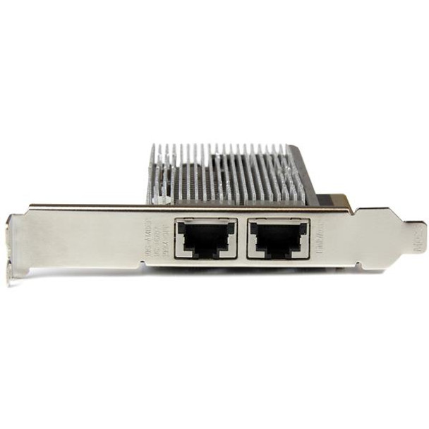 StarTech 2-Port PCIe 10G network adapter with Intel X540 chipset Product Image 3