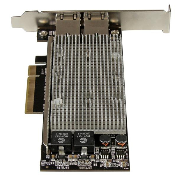 StarTech 2-Port PCIe 10G network adapter with Intel X540 chipset Product Image 4