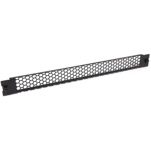 Image for StarTech 1U Vented Server Rack Panel with Tool-less Installation AusPCMarket