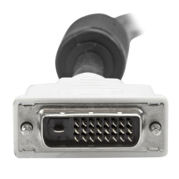 StarTech 2m Male to Male DVI-D Dual Link Monitor Cable Product Image 3