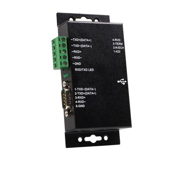 Image for StarTech 1 Port Industrial USB to RS422/RS485 Serial Adapter AusPCMarket