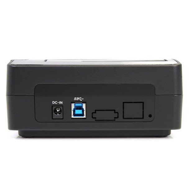 StarTech SuperSpeed USB 3.0 to SATA Hard Drive Docking Station Product Image 2