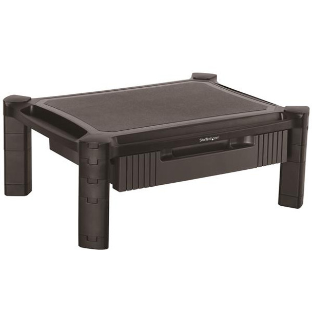 Image for StarTech Computer Monitor Riser Stand with Drawer - Height Adjustable AusPCMarket