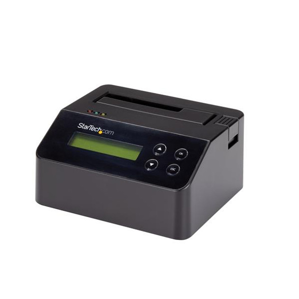 StarTech Hard Drive Eraser/Dock - For 2.5/3.5in SATA SSD/HDD - 4Kn Product Image 4