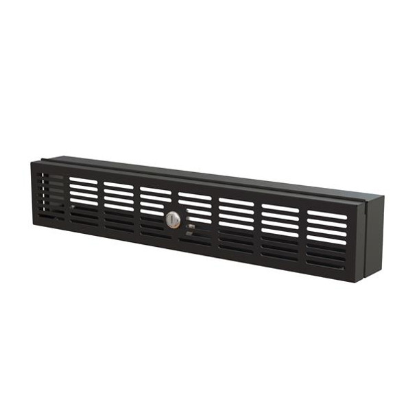 Image for StarTech 2U Rack-Mount Security Cover - Hinged - Locking with Key AusPCMarket