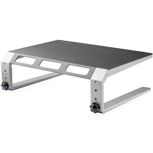 StarTech Monitor Riser Stand - Height Adjustable - Steel & Aluminum Product Image 4