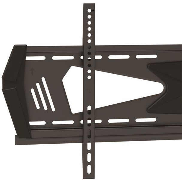 StarTech Low Profile TV Mount - Fixed - TV Wall Mount for 37 - 75in TV Product Image 2