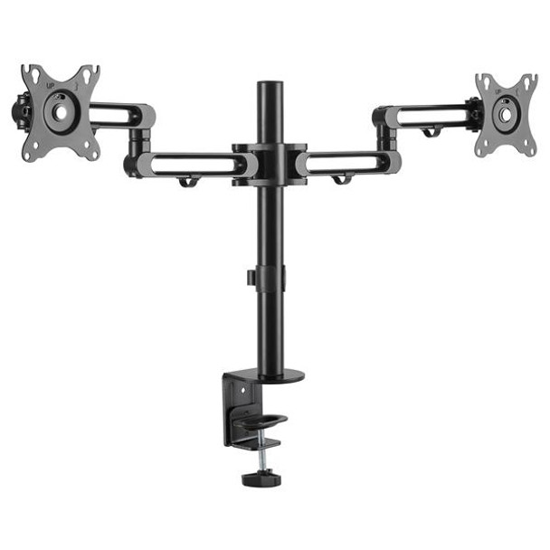 StarTech Desk Mount Dual Monitor Arm - Dual Swivel Articulating Arms Product Image 3