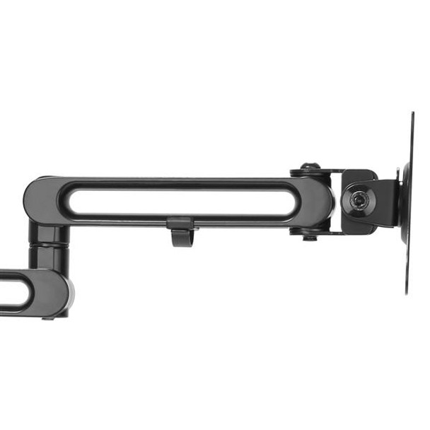 StarTech Desk Mount Dual Monitor Arm - Dual Swivel Articulating Arms Product Image 4