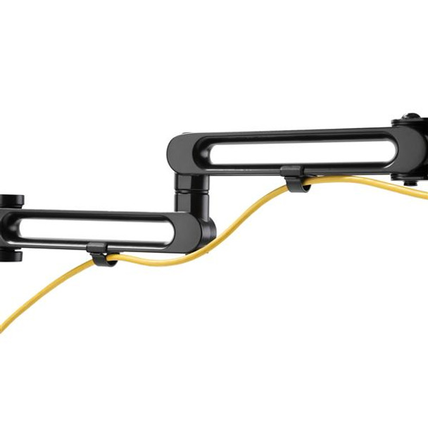 StarTech Desk Mount Dual Monitor Arm - Dual Swivel Articulating Arms Product Image 5