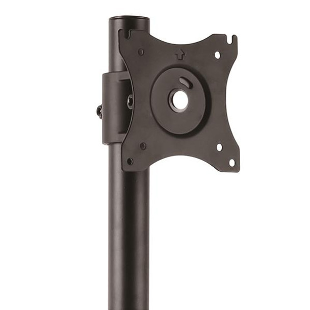 StarTech Dual Monitor Stand for Monitors up to 27in - Vertical - Steel Product Image 3