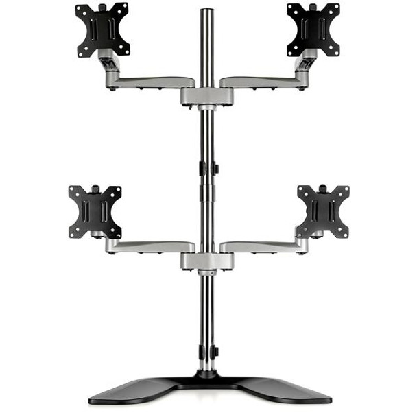 StarTech Quad-Monitor Stand - For up to 32in VESA Mount Monitors Product Image 6