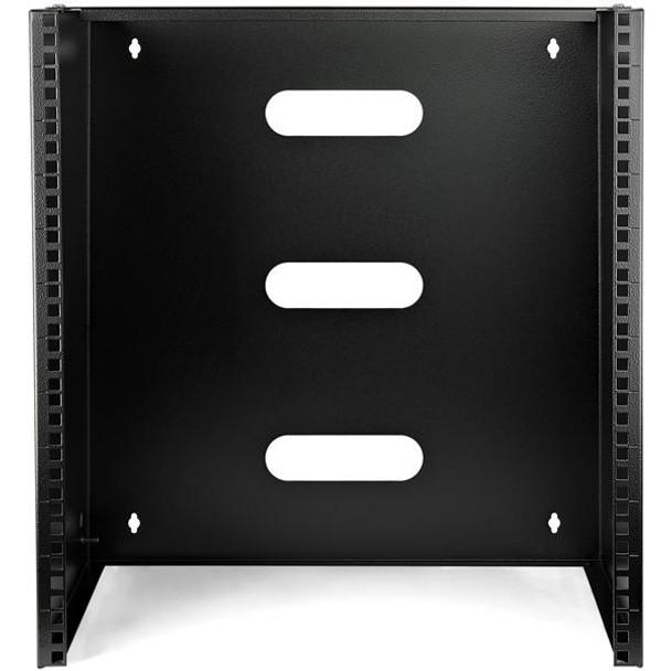 StarTech 12U Wall-Mount Rack for Equipment 12in Deep - Network Rack Product Image 3