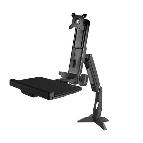 StarTech Sit Stand Monitor Arm - Monitor Arm Desk Mount Product Image 2