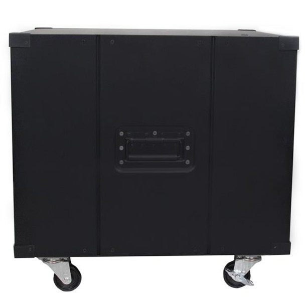 StarTech 9U Portable Rack for Server and Telecommunication Equipment Product Image 3