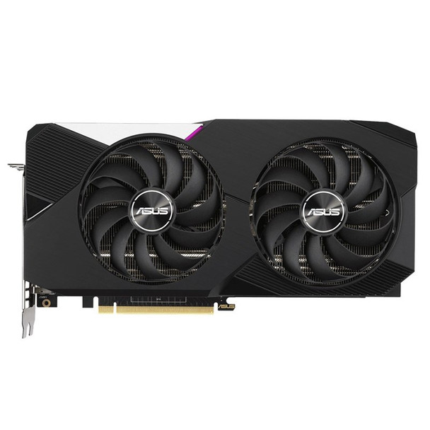 Asus GeForce RTX 3070 Dual OC 8GB Video Card Product Image 2
