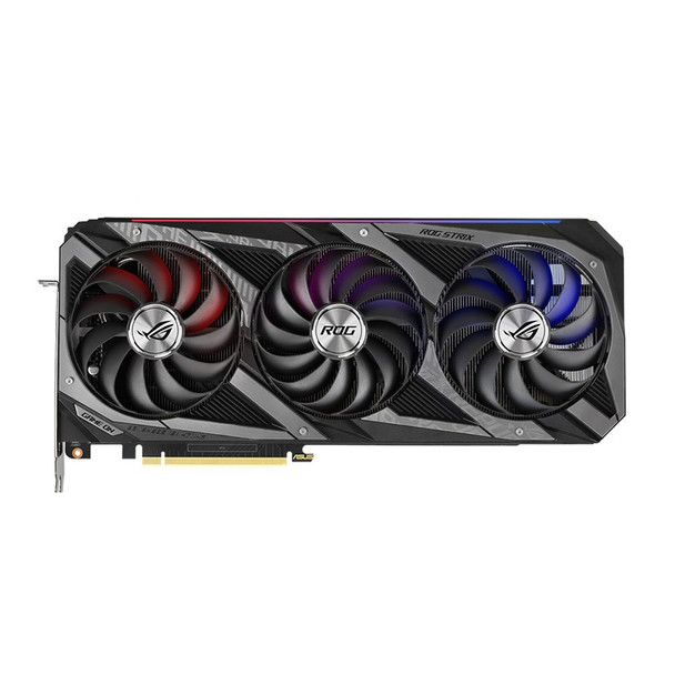Asus GeForce RTX 3070 ROG Strix Gaming 8GB Video Card Product Image 2