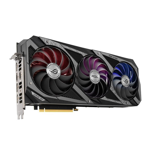 Asus GeForce RTX 3070 ROG Strix Gaming 8GB Video Card Product Image 5