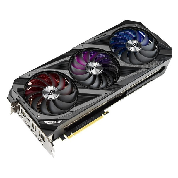 Asus GeForce RTX 3070 ROG Strix Gaming 8GB Video Card Product Image 6