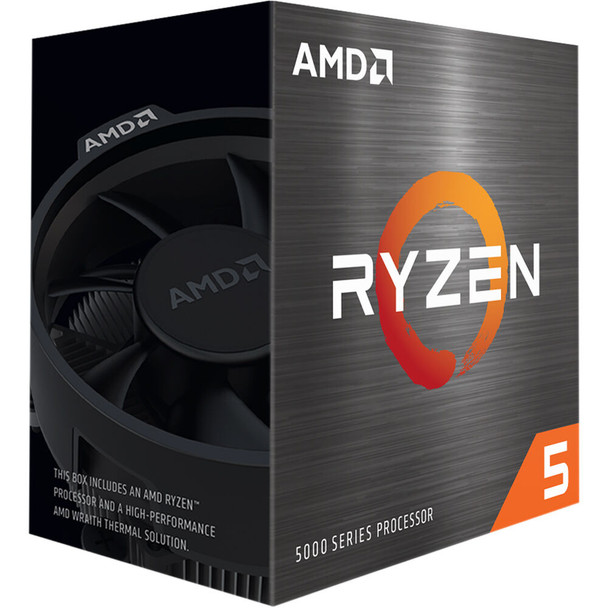 Image for AMD Ryzen 5 5600X 3.7 GHz Six-Core AM4 Processor AusPCMarket