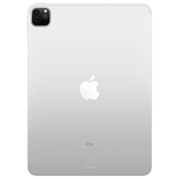 Apple 11-inch iPad Pro (2nd Gen) Wi-Fi + Cellular 128GB - Silver Product Image 3