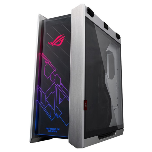 Asus ROG Strix Helios GX601 RGB Tempered Glass Mid-Tower E-ATX Case - White Product Image 3