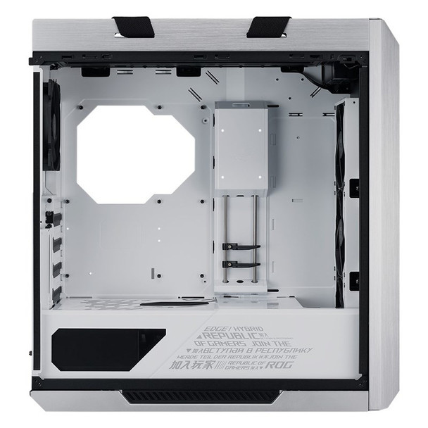 Asus ROG Strix Helios GX601 RGB Tempered Glass Mid-Tower E-ATX Case - White Product Image 5