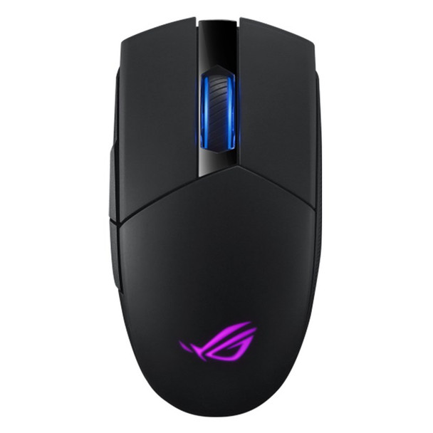 Image for Asus ROG Strix Impact II RGB Optical Wireless Gaming Mouse AusPCMarket