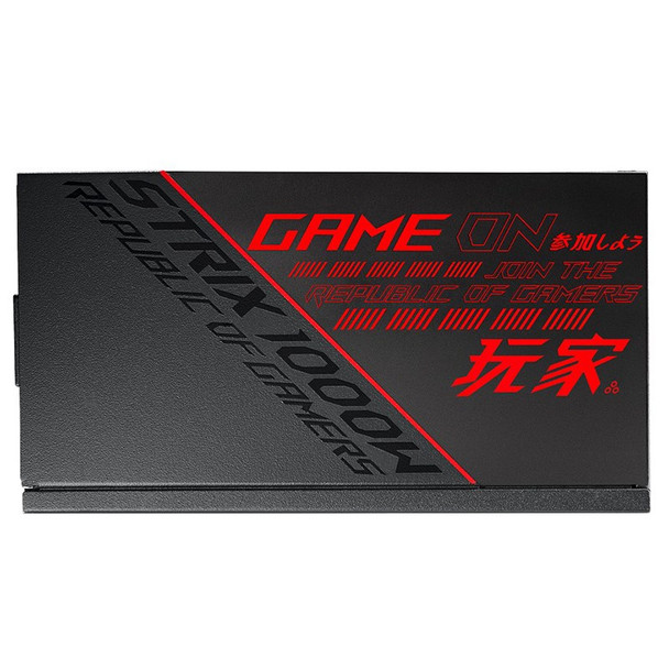 Asus ROG Strix 1000W 80+ Gold Fully Modular Power Supply Product Image 4