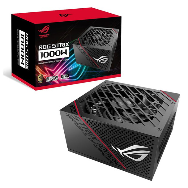 Asus ROG Strix 1000W 80+ Gold Fully Modular Power Supply Product Image 7