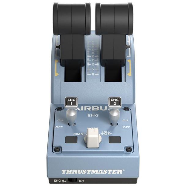 Thrustmaster TCA Quadrant Airbus Edition Throttle for PC Product Image 4