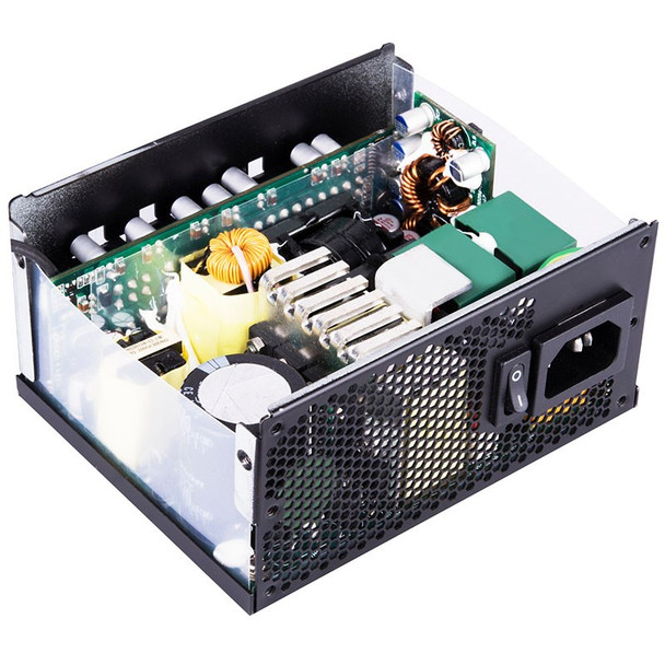 SilverStone SFX SX750-PT 750W 80+ Platinum Fully Modular Power Supply Product Image 18