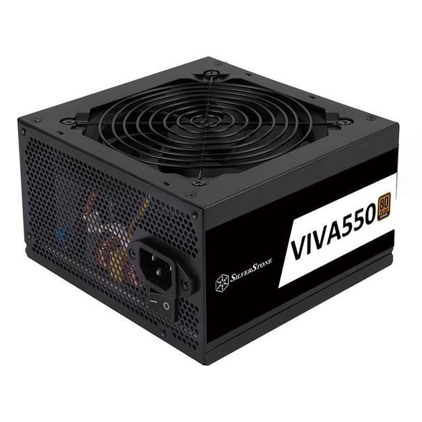 Image for SilverStone VIVA 550 550W 80+ Bronze Non-Modular Power Supply AusPCMarket