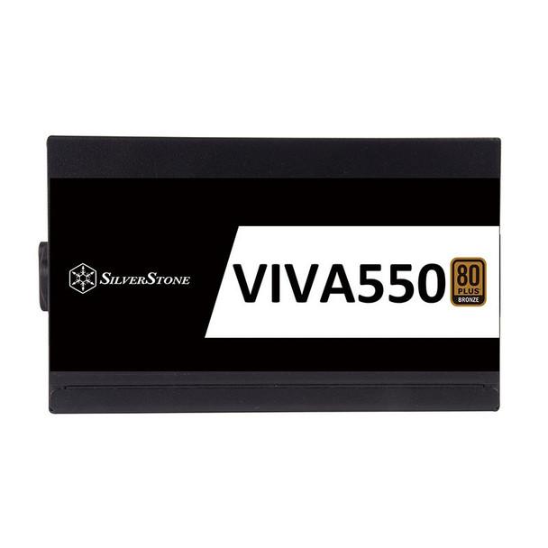 SilverStone VIVA 550 550W 80+ Bronze Non-Modular Power Supply Product Image 11