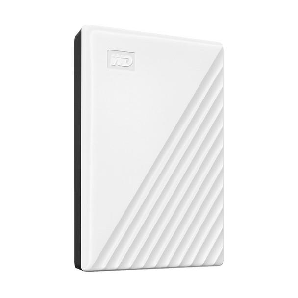 Western Digital WD My Passport 4TB USB3.0 Portable Storage - White Product Image 3
