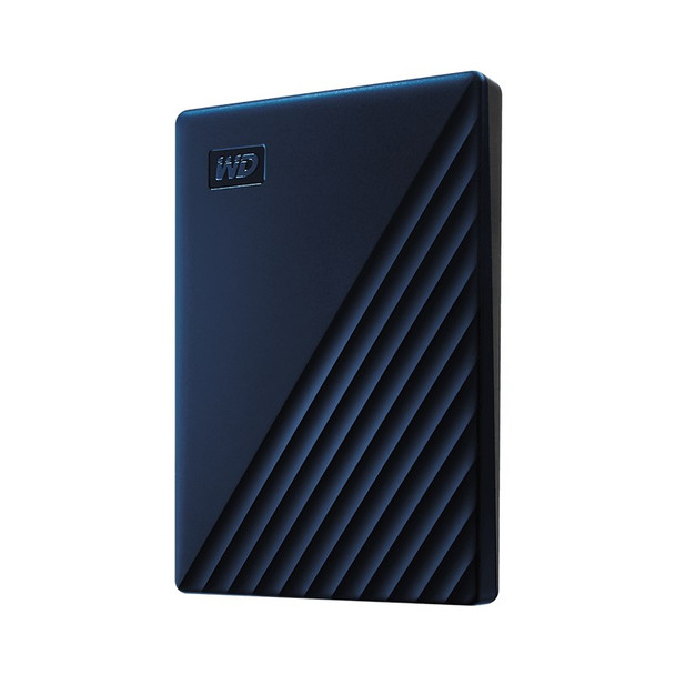 Western Digital WD My Passport 5TB For Mac USB 3.0 Portable Storage - Blue Product Image 2