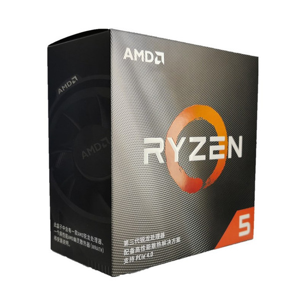 Image for AMD Ryzen 5 3500X 6-Core AM4 3.60 GHz Unlocked CPU Processor + Wraith Stealth AusPCMarket
