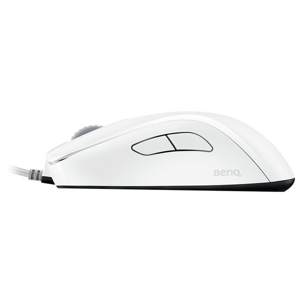 BenQ ZOWIE S2 Gaming Mouse - White Product Image 3