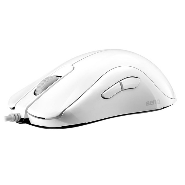 BenQ ZOWIE ZA11-B Gaming Mouse - White Product Image 5