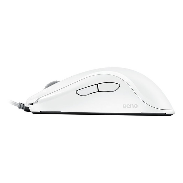 BenQ ZOWIE ZA12-B Gaming Mouse - White Product Image 4