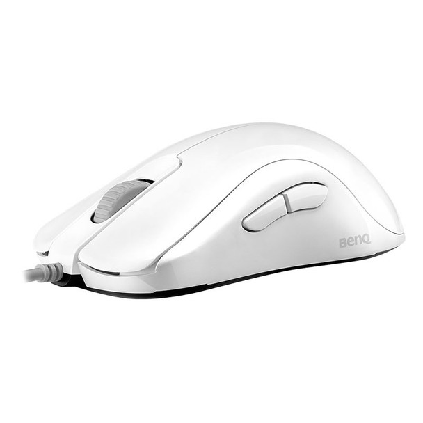 BenQ ZOWIE ZA12-B Gaming Mouse - White Product Image 5