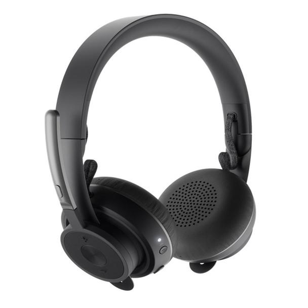Logitech Zone Wireless Bluetooth NC Stereo Headset - Microsoft Product Image 2
