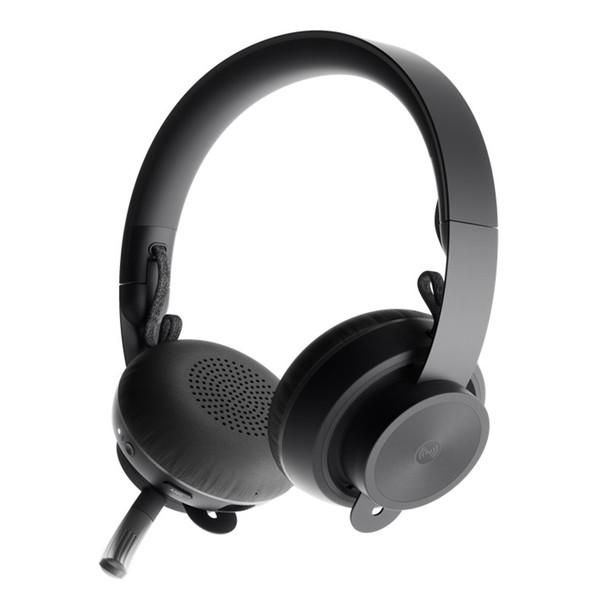 Logitech Zone Wireless Bluetooth NC Stereo Headset - Microsoft Product Image 3