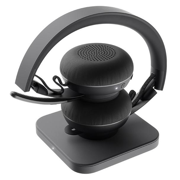 Logitech Zone Wireless Bluetooth NC Stereo Headset - Microsoft Product Image 4